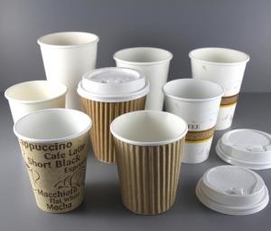انواع لیوان کاغذی